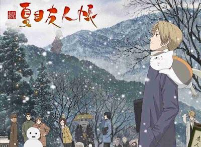 Download Natsume Yuujinchou Zoku BD Subtitle Indonesia