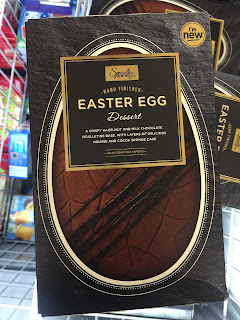 Aldi Specially Selected Easter Egg Dessert