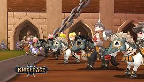 Game Online Knight Age