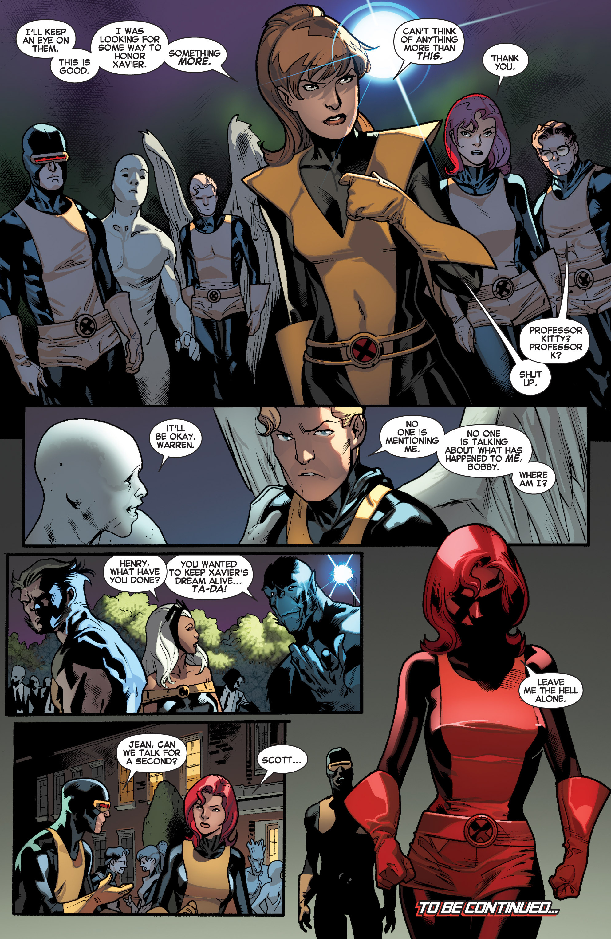 Read online All-New X-Men (2013) comic -  Issue # _Special - Yesterday's X-Men - 101