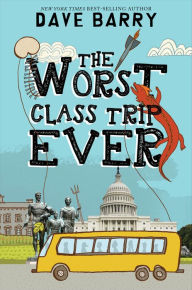 "Kid's Book Group Reads ""The Worst Class Trip Ever"" for April 20, 2016"