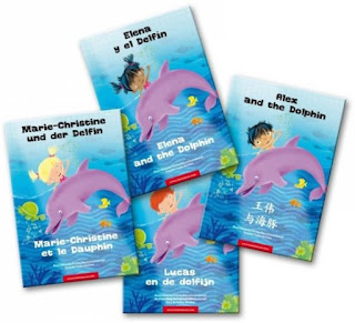 Personalised Children's Book In Two Languages Of Your Choice