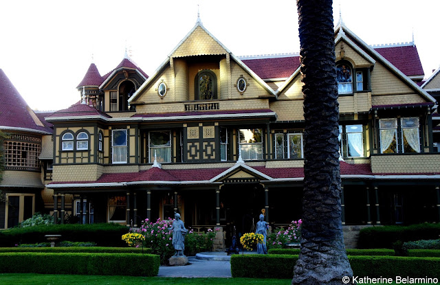 Winchester Mystery House Exterior