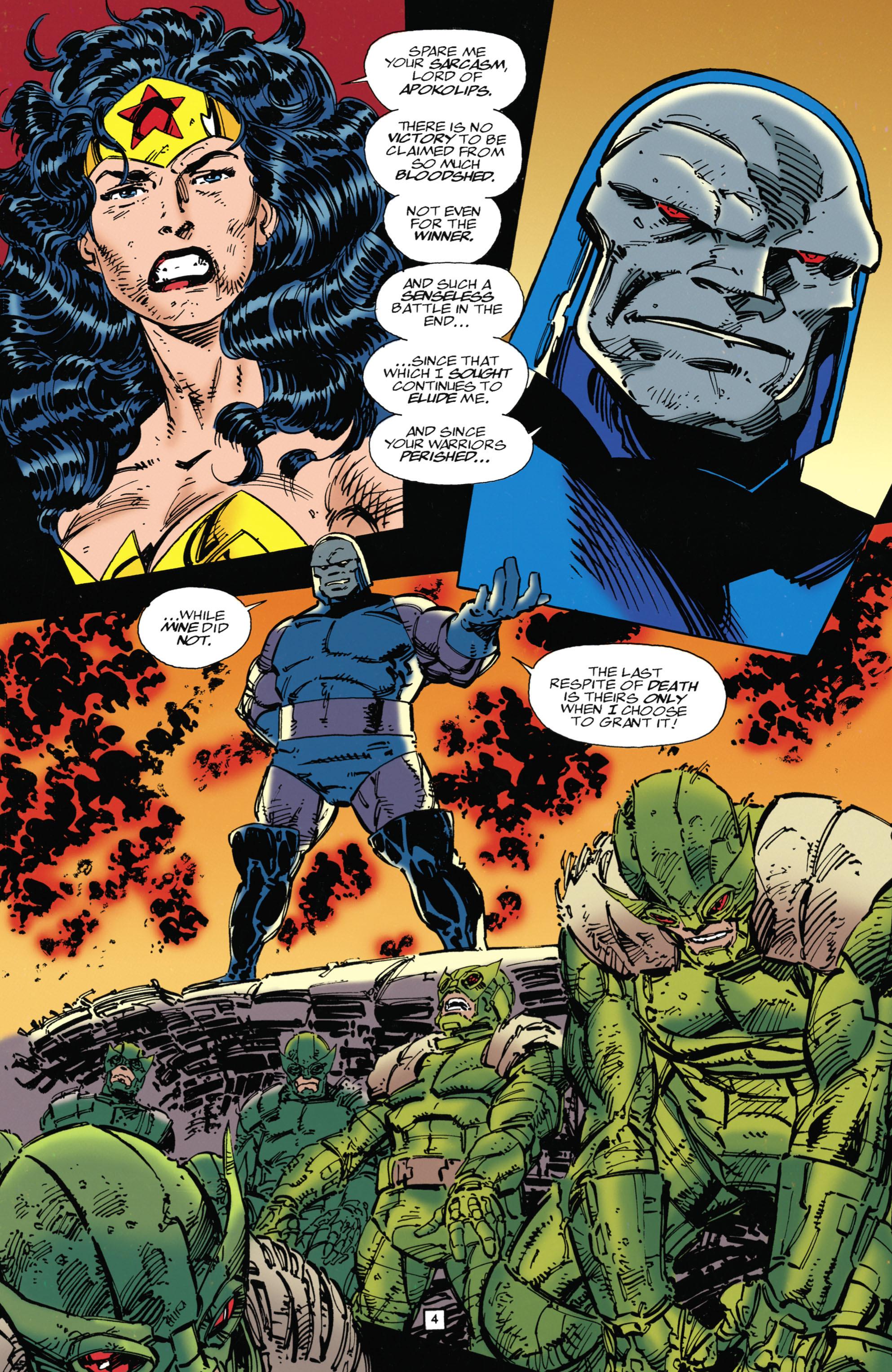 Read online Wonder Woman (1987) comic -  Issue #104 - 4
