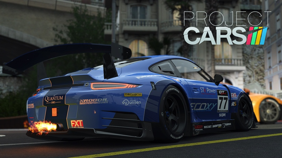 Project Cars PC Download Poster