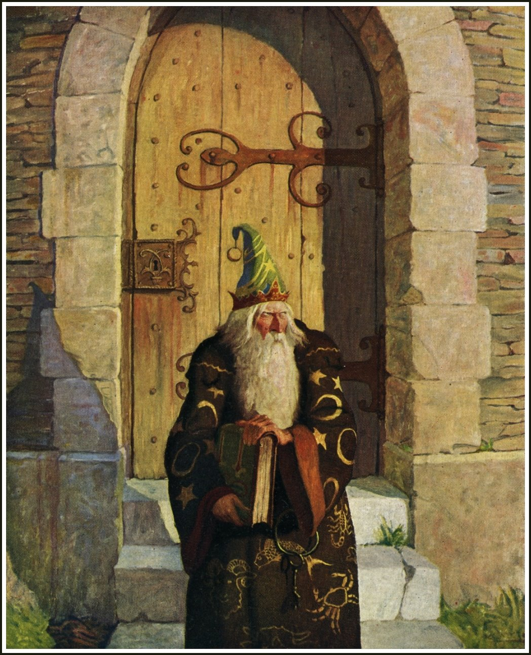 JRC-1138 (moif's primary blog): Artist of the Month; NC Wyeth