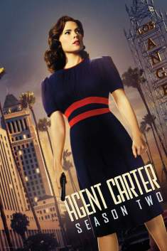 Agent Carter 2ª Temporada Torrent - WEB-DL 1080p Dual Áudio
