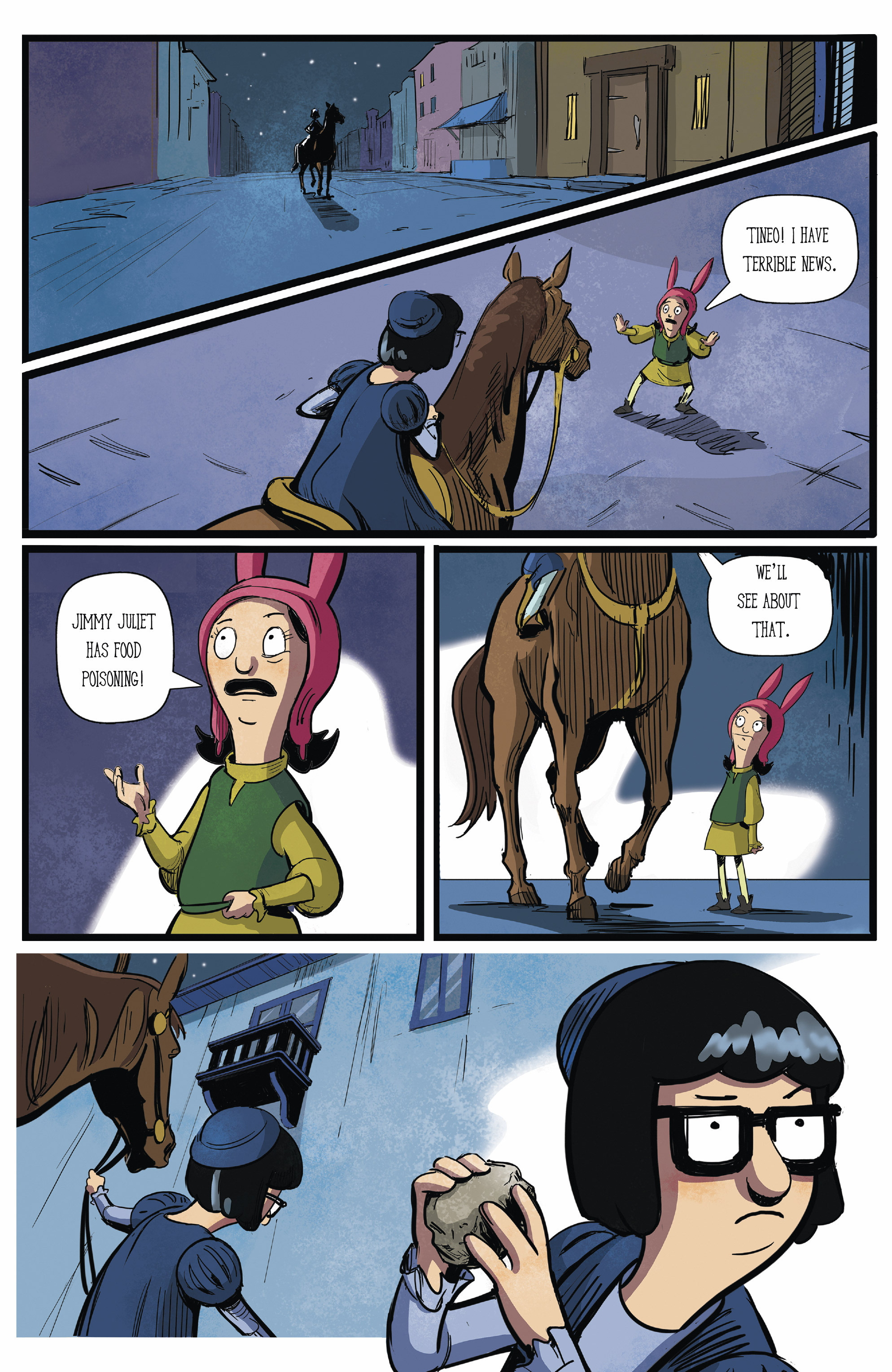 Bob's Burgers (2015) Issue #8 #8 - English 8