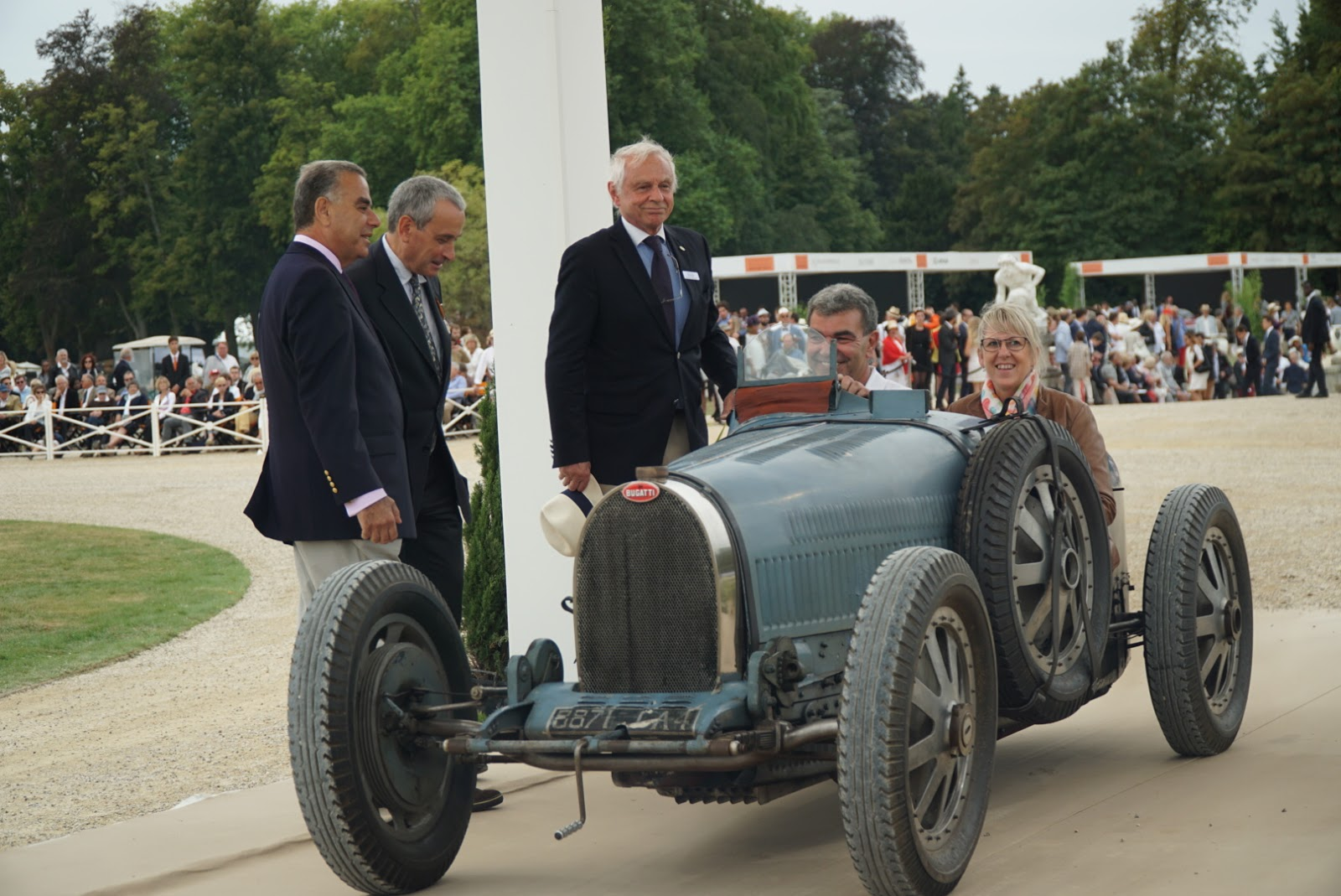 The Motoring World: The very first winner of the Monte Carlo Grand ...