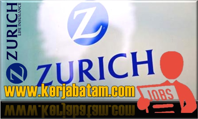 Lowongan Kerja Batam Zurich Topas Life