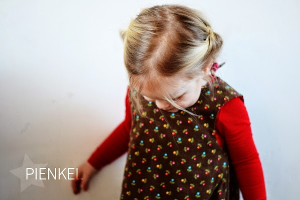 Norah Dress. Pattern MHC. Sewn by Pienkel.
