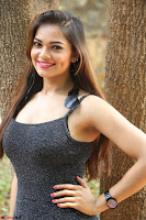 Aswini in lovely Deep Neck Sleeveless Black Dress Spicy Pics ~  Exclusive 63.JPG