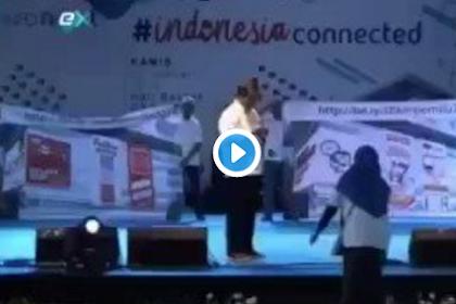 """Ini Video Rudiantara Bilang ke ASN Pilih No 2, """"Ibu Yang Gaji Kamu Siapa?"""" Suryo: Yg nggaji ASN itu BUKAN presiden"""