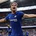 Marcos Alonso helps Chelsea win London derby against Tottenham