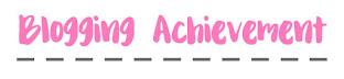 Adriana dian blogging achievement