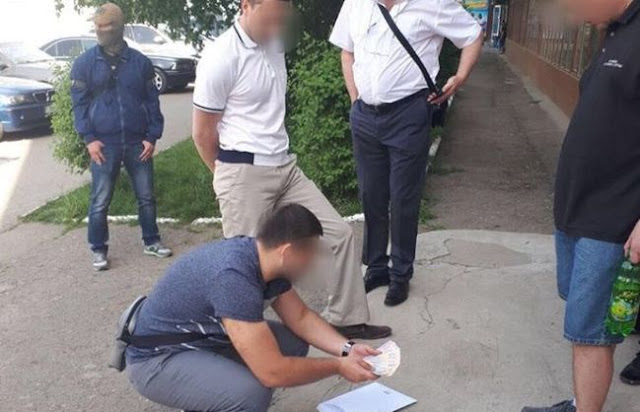 У Києві під час спецоперації затримали главу Хліба України та інших високопосадовців