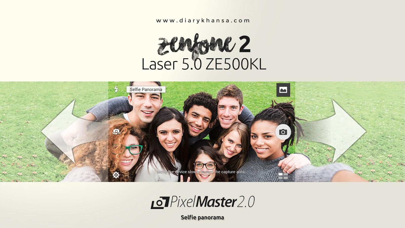 ZenFone 2 Laser 5. 0 ZE500KL