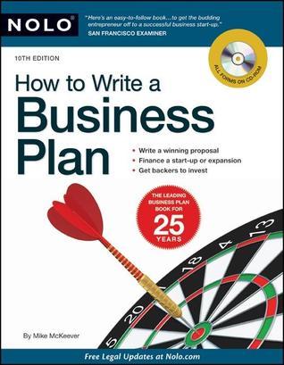 How to write a Business Plan Pdf BookPdf