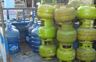 Melirik Usaha Agen Tabung Gas Dan Air Mineral Isi Ulang