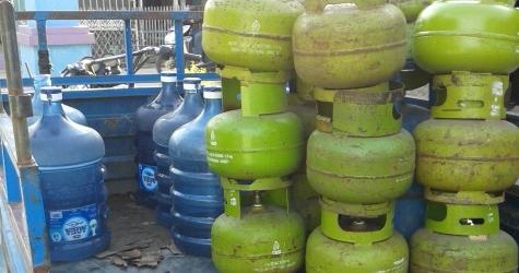 Melirik Usaha Agen Tabung Gas Dan Air Mineral Isi Ulang ...