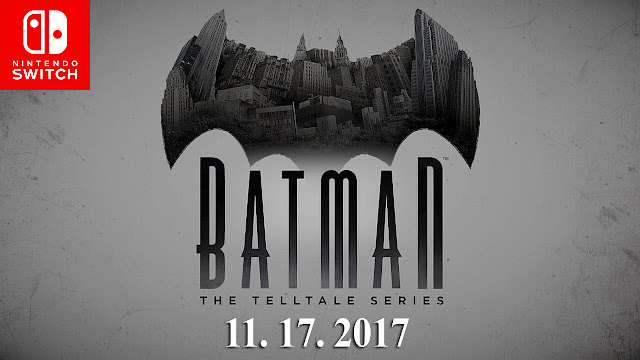 batman telltale nintendo switch