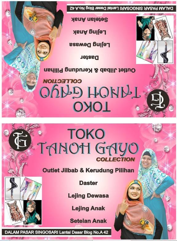 Contoh Banner Toko Baju Natal 10