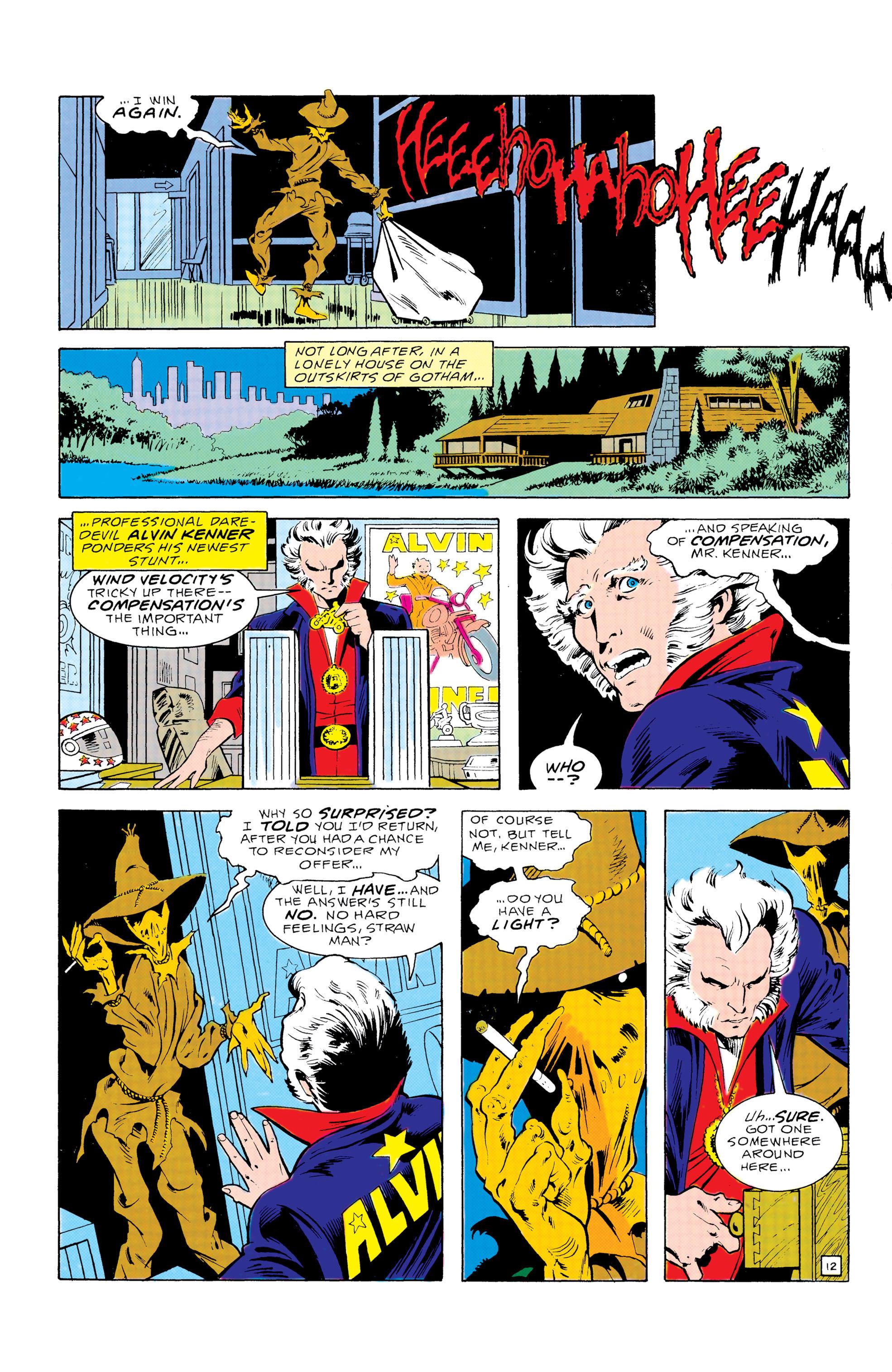 Detective Comics (1937) 571 Page 12