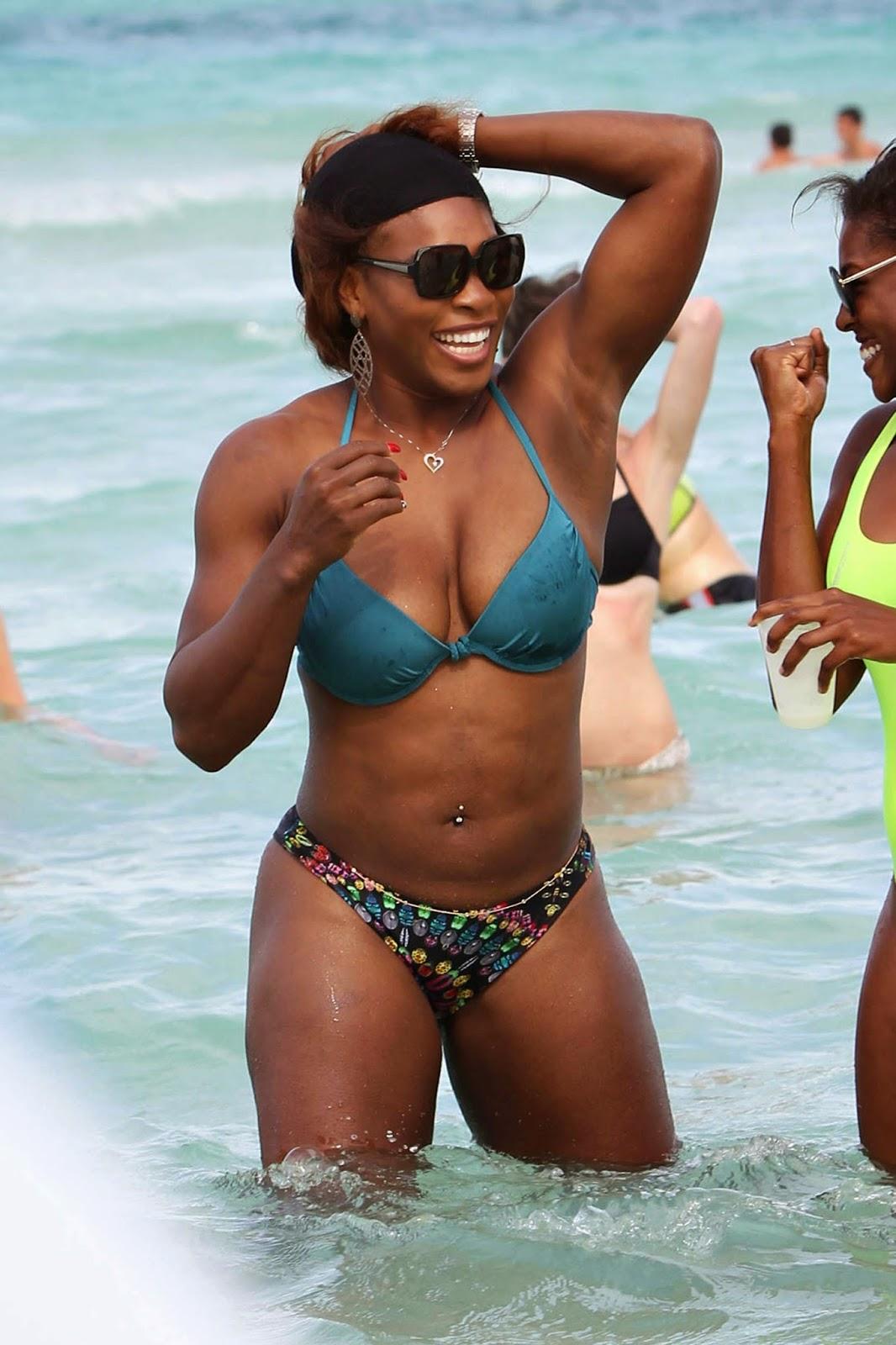 Serena Naked Pics
