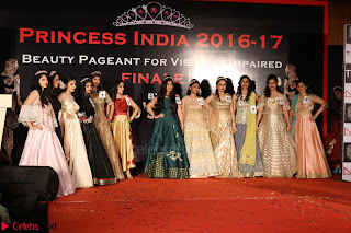 John Aham, Bhagyashree, Subhash Ghai and Amyra Dastur Attends Princess India 2016 17 Part2 032.JPG