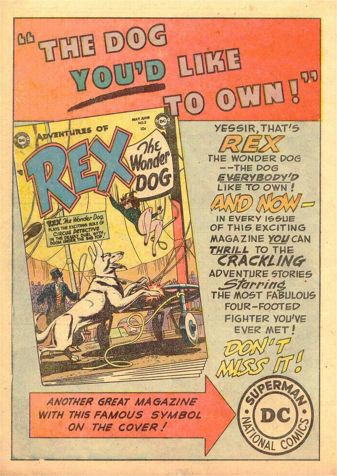 Read online World's Finest Comics comic -  Issue #58 - 40
