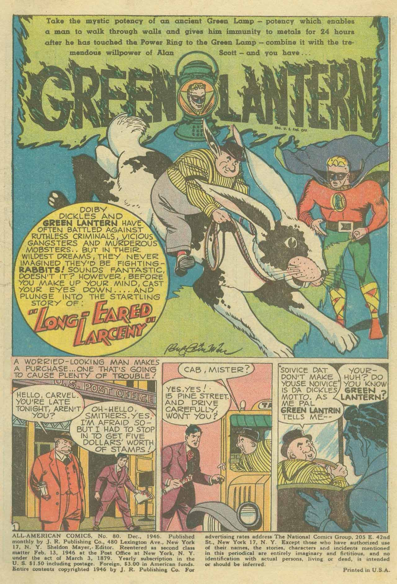 Read online All-American Comics (1939) comic -  Issue #80 - 3