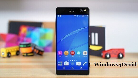 How To ROOT Sony Xperia C5 Ultra E5506 on Android 6 0 1