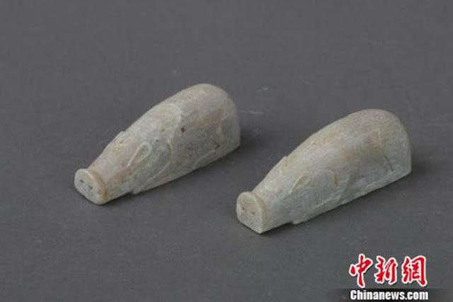 Ancient tombs discovered in Eastern China