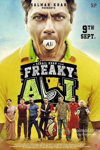 Freaky Ali Full Movie in HD DVDScr x264 700MB Download