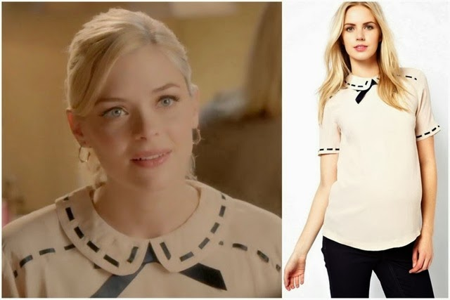 Seen On 'Hart of Dixie' - Jaime King in ASOS Dress
