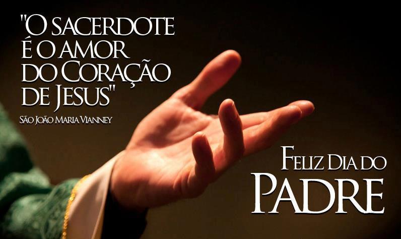 Feliz Dia Do Padre Diocese De Luziânia
