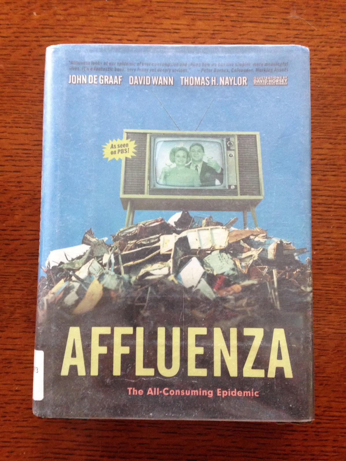 the causes and cures of affluenza Affluenza- an unhappy relationship with money causes & cures in this essay i  plan to analyze a dangerous disease that is infecting people through the us.