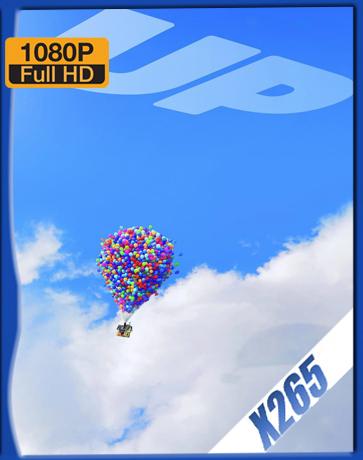 Up [2009] [Latino] [1080P] [X265] [10Bits][ChrisHD]