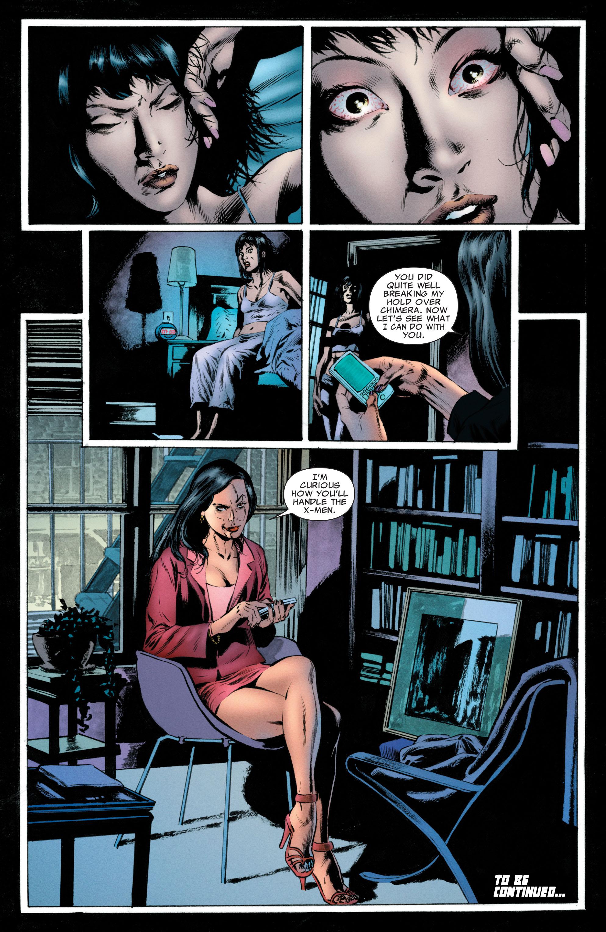 Read online Astonishing X-Men (2004) comic -  Issue #49 - 23
