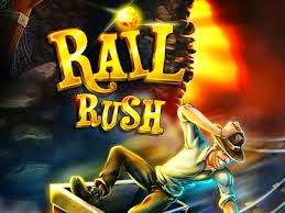 Rail Rush Apk Mod UnlimiteCoins dan Semua Terbuka