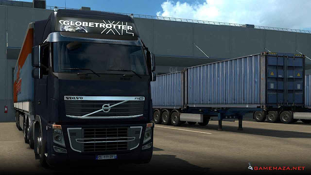 Euro Truck Simulator 2 Vive La France Gameplay Screenshot 4