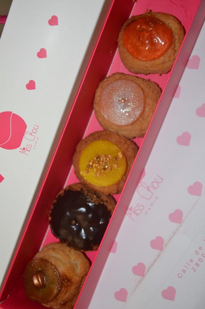 "Miss Chou y sus dulces ""petits choux"" ya están en Madrid"