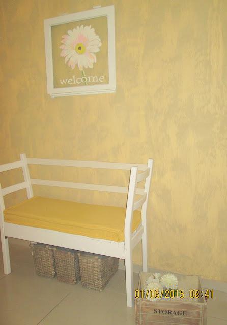 5 - בניית ספסל משני כיסאות