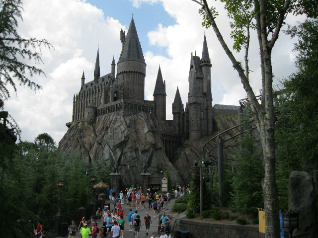 Harry Potter de Islands of Adventure Orlando