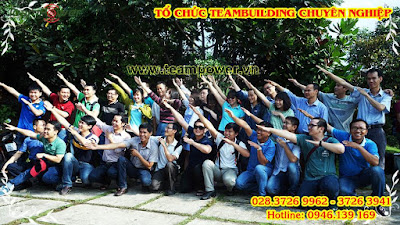Team Power - Professional Teambuilding Company