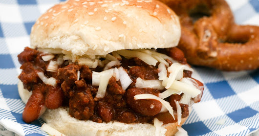 Cincinnati Chili-Inspired Sloppy Joes