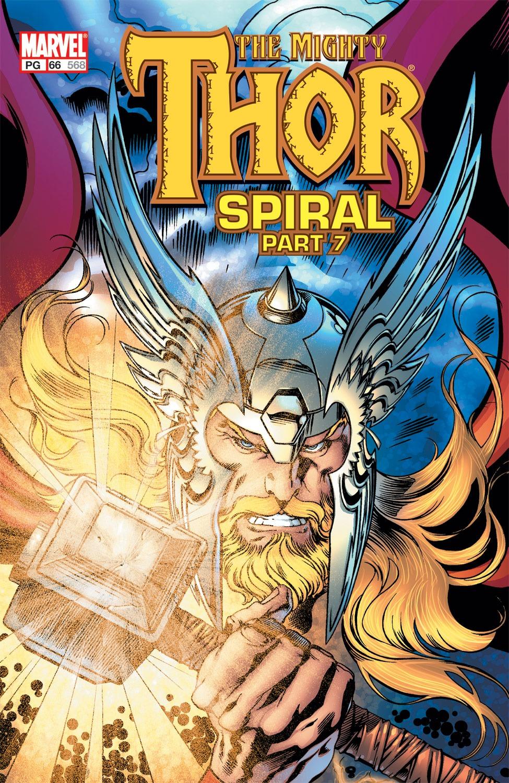 Thor (1998) Issue #66 #67 - English 1