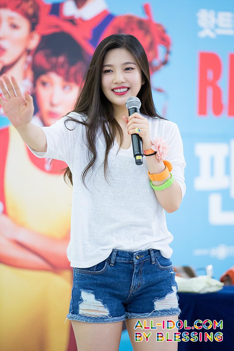 I Love Red Velvet : JOY RV @ HOTTRACKS YEONGDEUNGPO ...