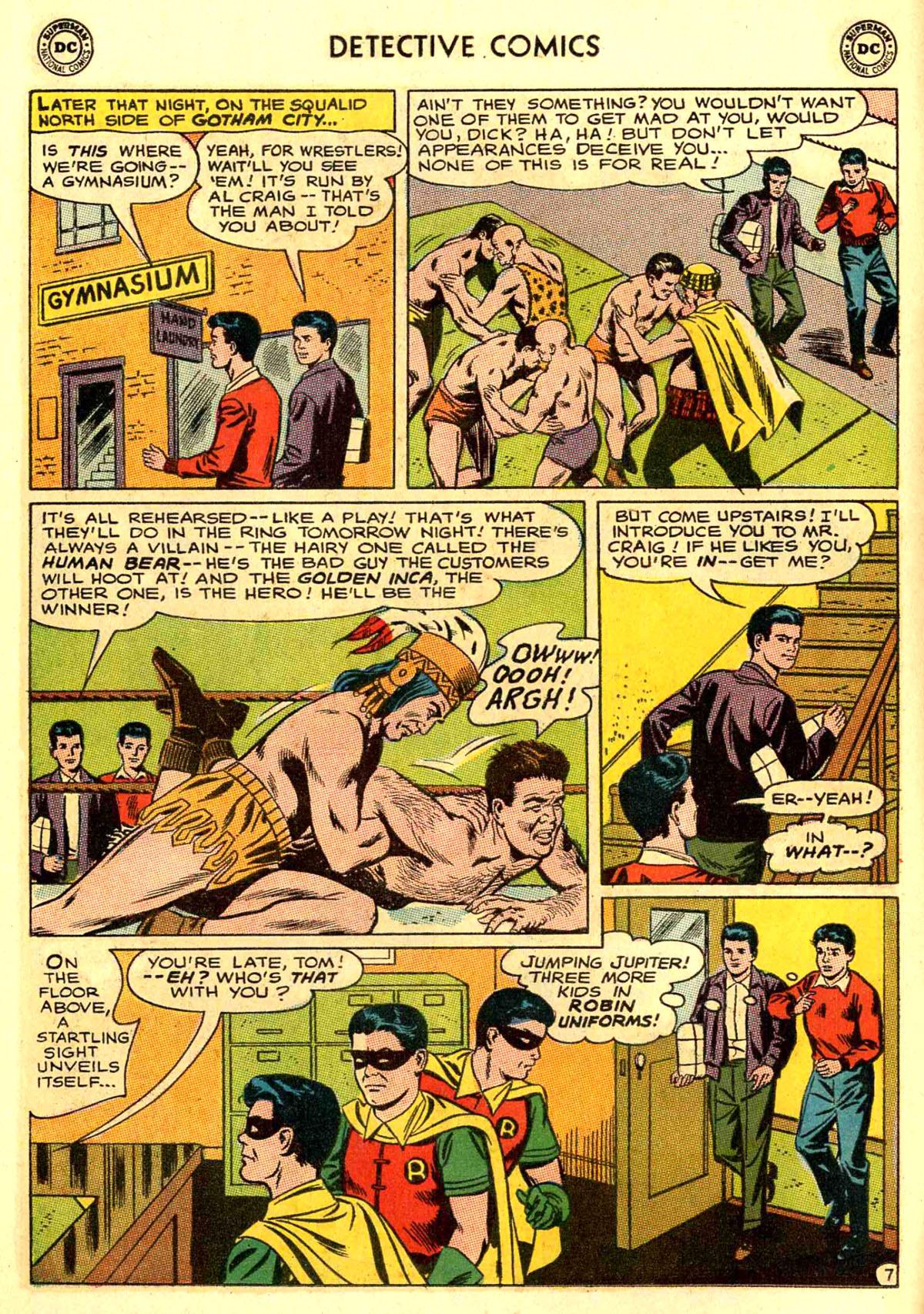 Detective Comics (1937) 342 Page 9