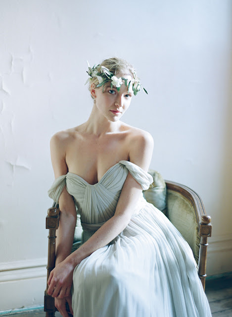 etheral bridal fashion